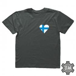 Suomi sydän rinnassa