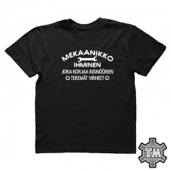 MEKAANIKKO T-paita