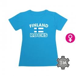 Finland Rocks (Lady)