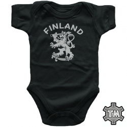 Finland Silver Lion (baby)