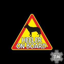 Heeler On Board...