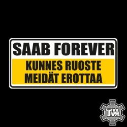 SAAB Forever - kunnes...