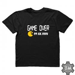 GAME OVER paita