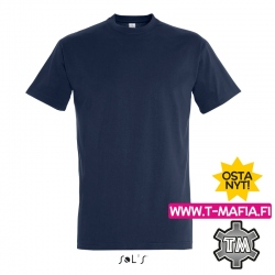 T-Paita French Navy