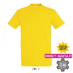 T-Paita Kulta/Keltainen