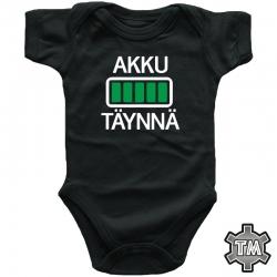Akku täynnä (BABY)