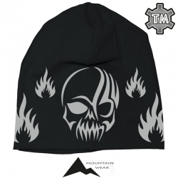 Evil Scull Flames...